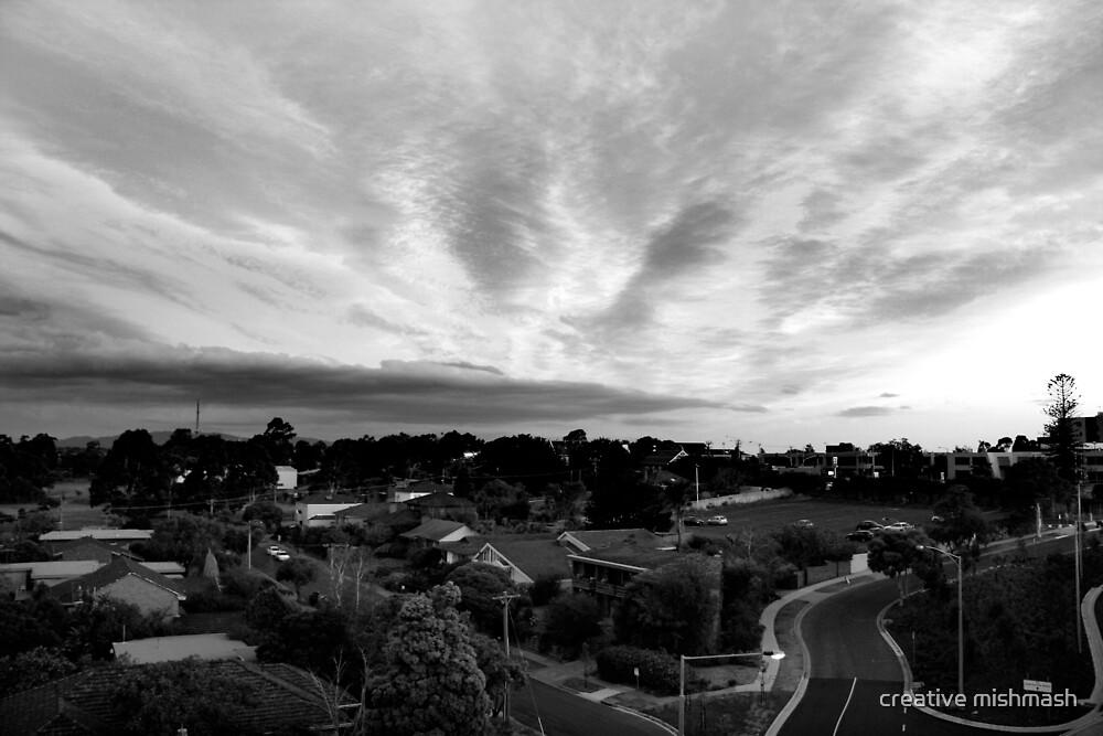 suburbia by creative mishmash