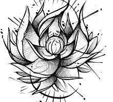 Freaky Flower by Jeremy Harburn
