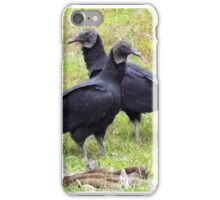 Guess Who's Coming To Dinner iPhone Case/Skin