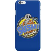 Gollums Sushi Bar iPhone Case/Skin