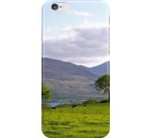 Aghadoe Hill in Springtime iPhone Case/Skin
