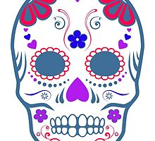 sugar skull by asyrum