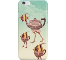The Teapostrish Family iPhone Case/Skin