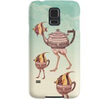 The Teapostrish Family Samsung Galaxy Case/Skin