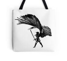 Angel Print Tote Bag