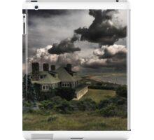 Four Chimneys On Cuttyhunk Island iPad Case/Skin