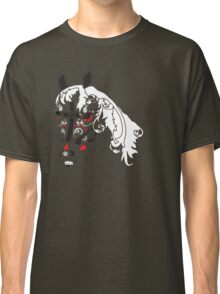 sugar skull horse Classic T-Shirt
