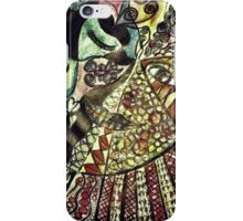 Two Halves by Pauline Campos iPhone Case/Skin