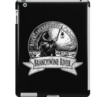Buckleberry Ferry Crossing - Brandywine River iPad Case/Skin
