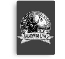 Buckleberry Ferry Crossing - Brandywine River Canvas Print