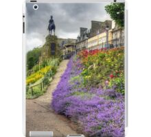 Lavender in the Park iPad Case/Skin