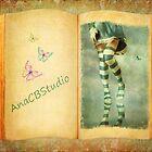 Dreams & Fantasy by AnaCBStudio