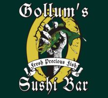 Gollums Sushi Bar - Fresh Precious Fish by Iconic-Images