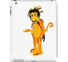 monkey ink iPad Case/Skin