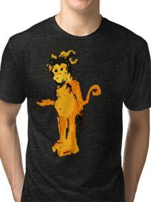monkey ink Tri-blend T-Shirt