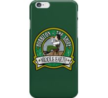 The Shire - Hobbiton Town Sign iPhone Case/Skin