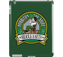 The Shire - Hobbiton Town Sign iPad Case/Skin