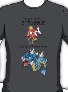 Magikarp #129 - Struggle! T-Shirt
