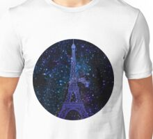 Romantic Paris / Eiffel Tower Unisex T-Shirt