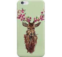Spring Stag iPhone Case/Skin