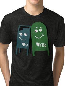 love mailboxes Tri-blend T-Shirt