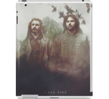 The Hobbit: I See Fire iPad Case/Skin