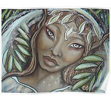 The Willow Faerie Poster