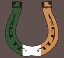 lucky irish horseshoe by asyrum