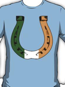 lucky irish horseshoe T-Shirt