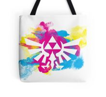 Watercolor Hyrule Tote Bag