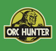 Orc Hunter Kids Clothes