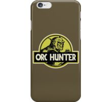 Orc Hunter iPhone Case/Skin