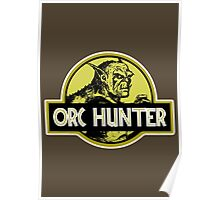 Orc Hunter Poster