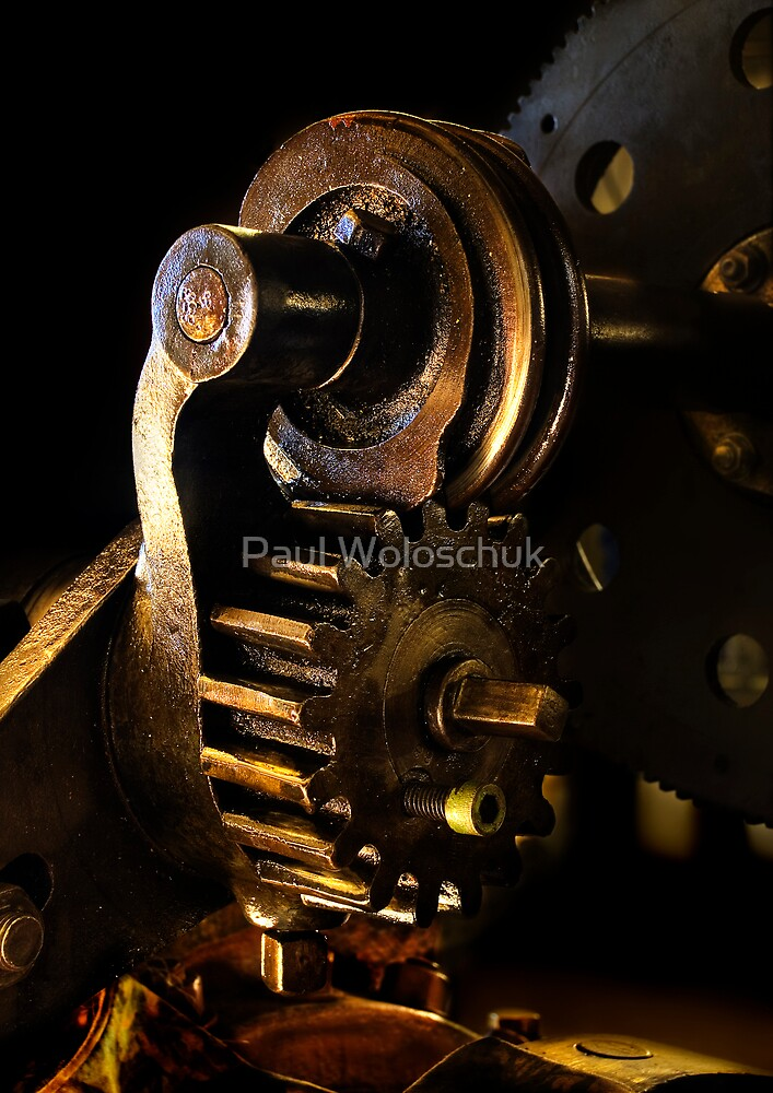 Smell the Grease! by Paul Woloschuk
