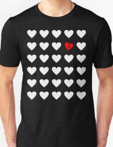 odd heart out T-Shirt