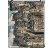 Tenements iPad Case/Skin