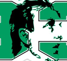Boston Celtics Basketball Legend - 33 Larry Bird Sticker