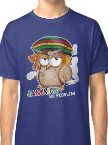 jamaican owl cartoon  Classic T-Shirt
