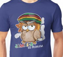 jamaican owl cartoon  Unisex T-Shirt