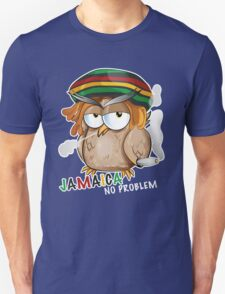 jamaican owl cartoon  T-Shirt