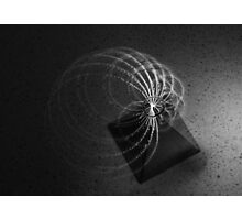 Spin the Light..... Photographic Print