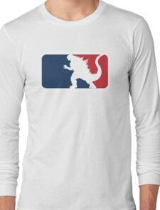 Godzilla Long Sleeve T-Shirt