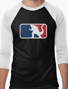 Godzilla Men's Baseball ¾ T-Shirt
