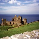 "Dunluce Castle, Co. Antrim Ireland by Edmond J. [""Skip""] O'Neill"