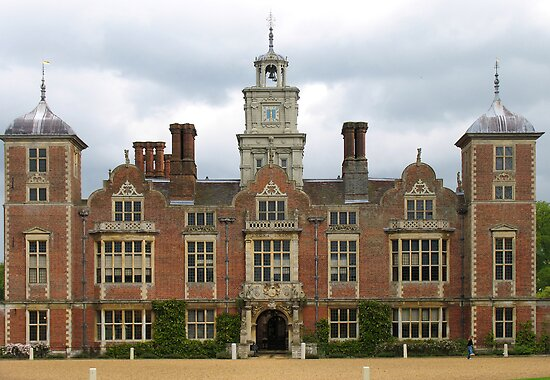 Blickling Hall by BizziLizzy
