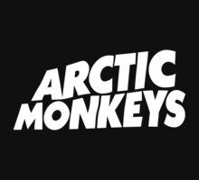 Arctic Monkeys Logo Kids Clothes