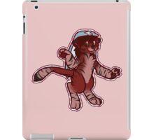 Bunny hat cat iPad Case/Skin
