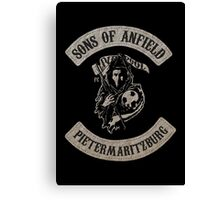 Sons of Anfield - Pietermaritzburg South Africa Canvas Print