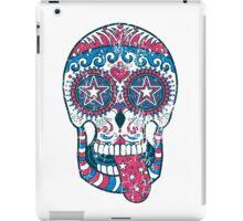 Psychedelic Sugar Skull iPad Case/Skin