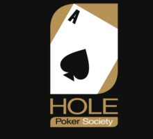Ace Hole Poker Society small Logo by Poncho72